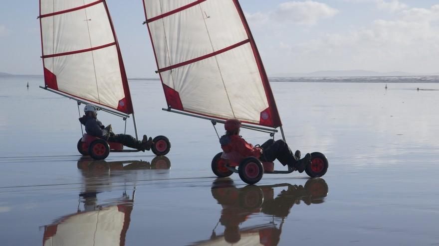Sandyachting:  Year of Adventure